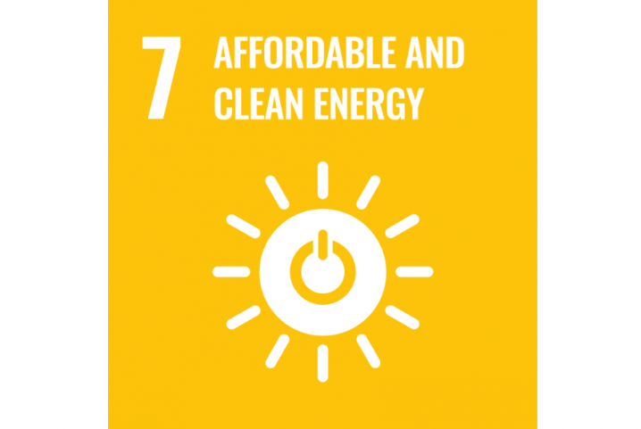 Goal 7 - Affordable clean energy