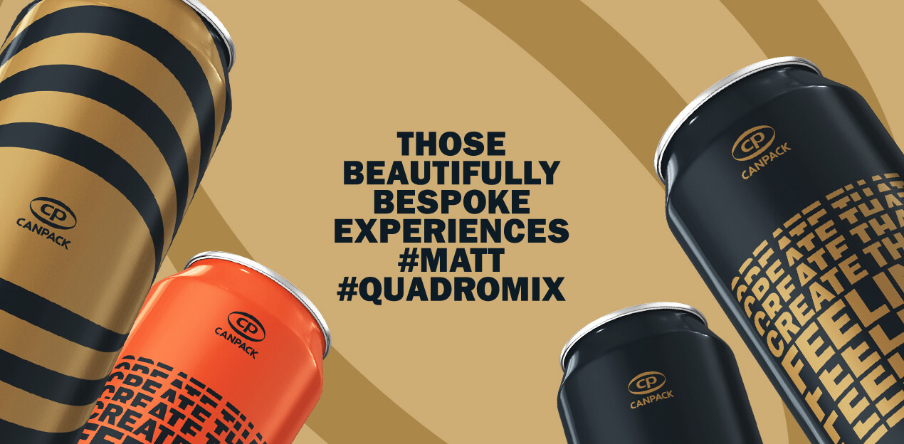 Those beautifully bespoke experiences #matt #quadromix