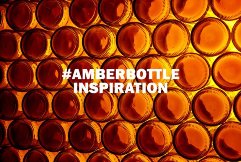 #AMBERBOTTLE INSPIRATION