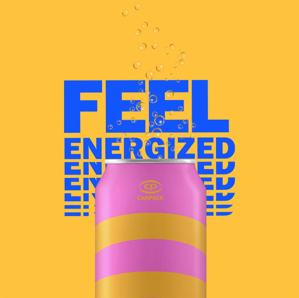 Feel energized