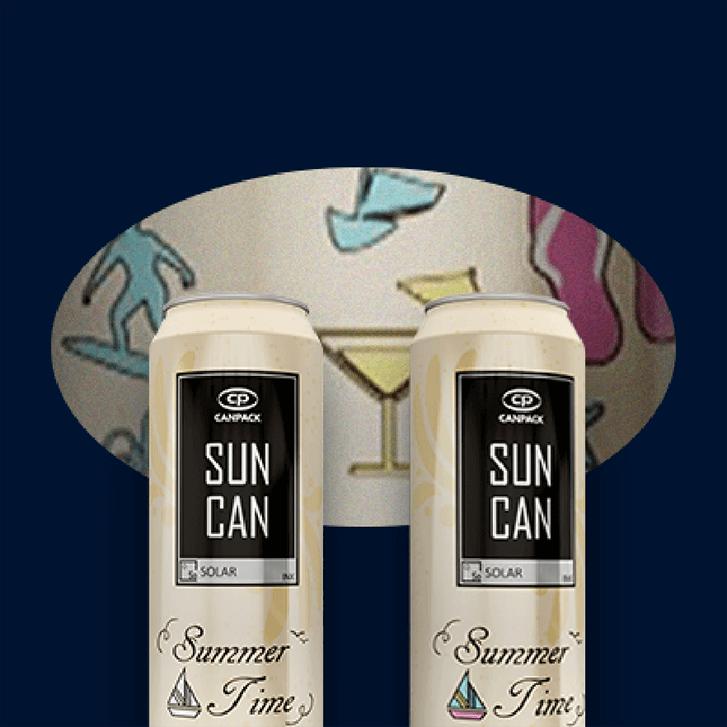 Sun can
