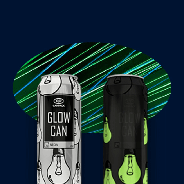 Glow can