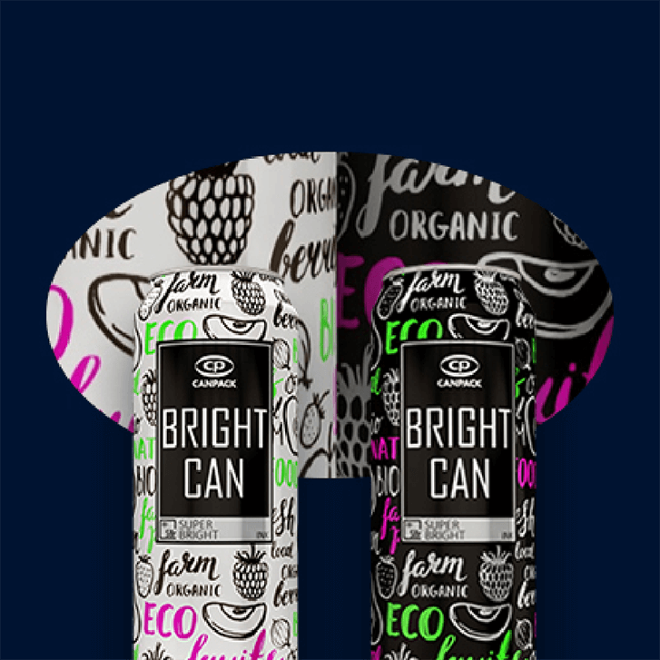 Bright cans