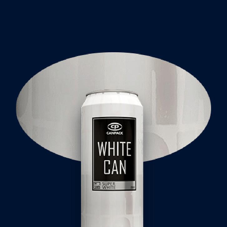 Super bright white can