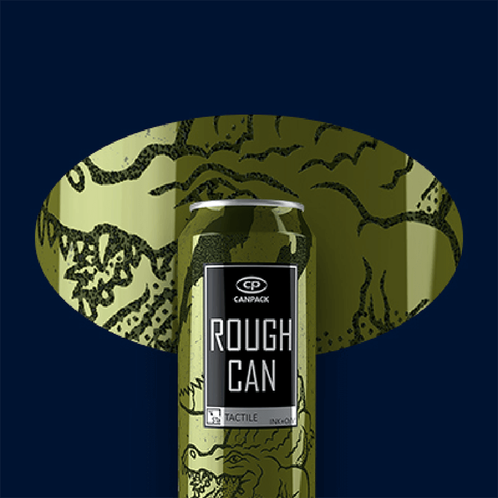 Rough can