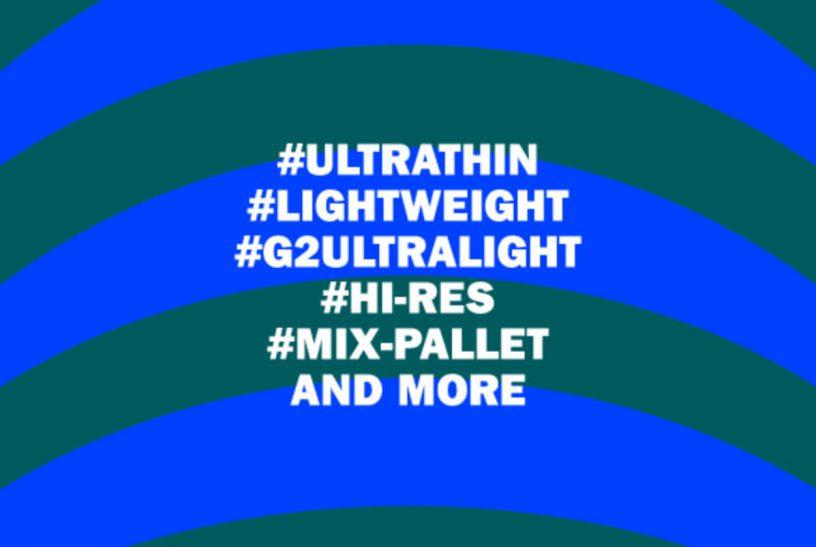 #ULTRATHIN #LIGHTWEIGHT #G2ULTRALIGHT #HI-RES #MIX-PALLET and more