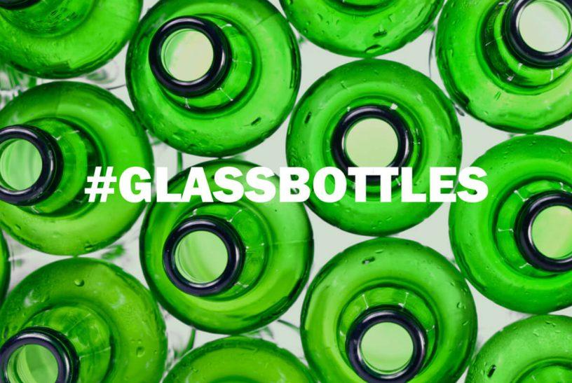 #Glassbottles