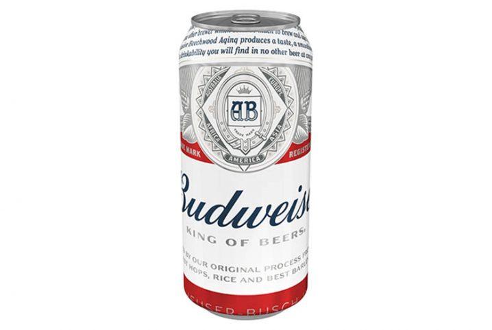 Budweiser Can