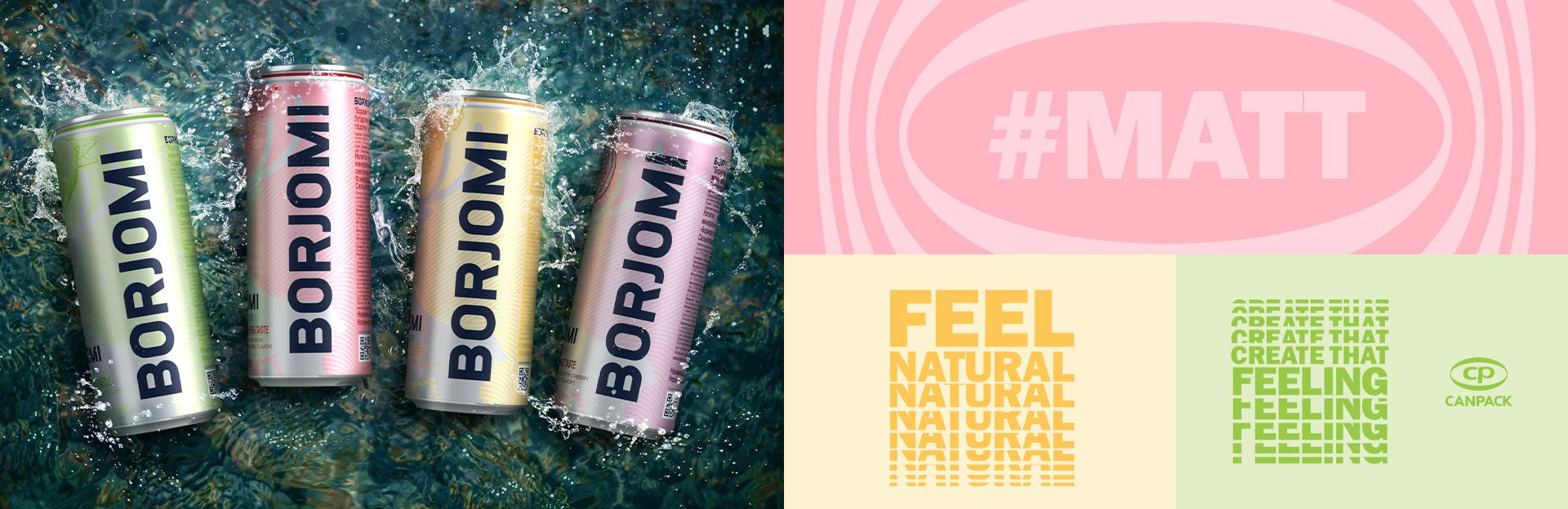 Create that feeling - Feel Natural - #Matt